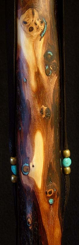 Coast Redwood Branch Flute
