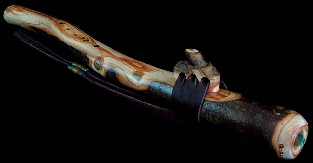 Aspen Branch Flute from Dryad Flutes