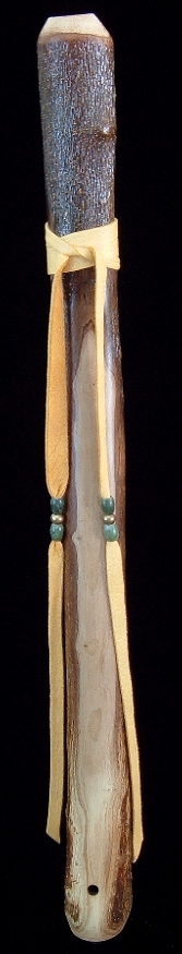 Olive Branch Flute in F# from Dryad Flutes