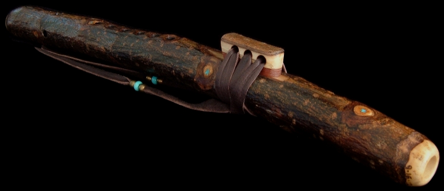 Cottonwood Branch Flute in C# from Dryad Flutes