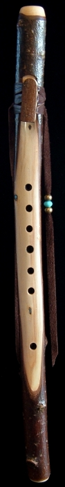 Cottonwood Branch Flute in High D#