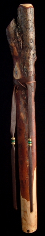 Coast Redwood in G# from Dryad Flutes
