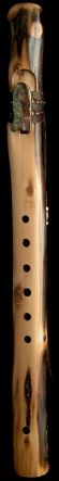 Walnut Branch Flute in F#m(4)