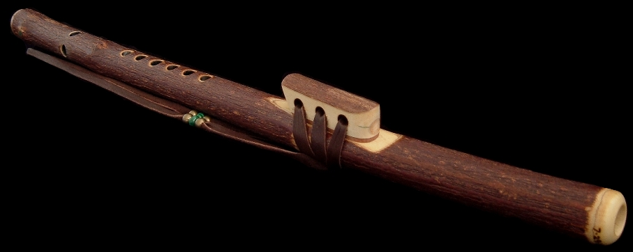 Elderberry Branch Flute in D#