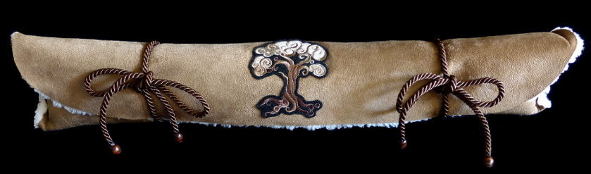 Dryad Flute Pouch