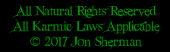 copyright 2017 Jon Sherman